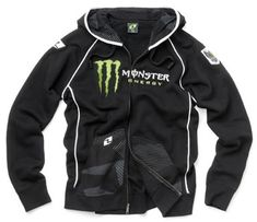 Monster Energy Rain Coat