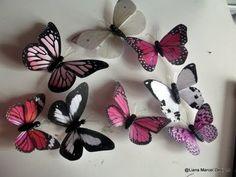 Butterfly Book Sculpture (DIY) - YouTube