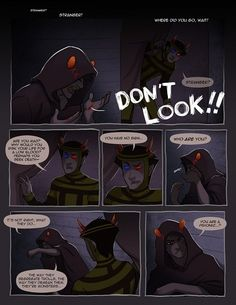 Homestuck Comic: Page 5 by conniiption on DeviantArt Homestuck Cute, Homestuck Comic, Homestuck Characters, Homestuck Ancestors, Home Stuck, Bad Puns, Comic Page, Star Wars Art, Creepypasta