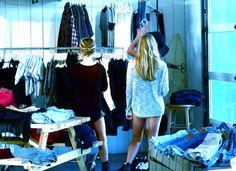 Shopping..