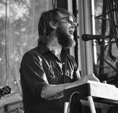 ben bridwell (band of horses) <3