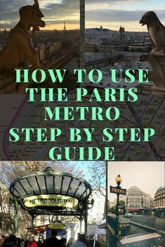 paris travel Dont get lost in front of the ticket machine or the metro map. Learn how to use the metro and find the right direction. this guide to get your Paris weekend amazing. Guide written by a french native. Paris Travel Tips, Europe Travel Tips, European Travel, Travel Advice, Travel Guides, Places To Travel, Travel Destinations, Turkey Destinations, Travel Hacks