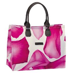 LONGCHAMP MEDIUM TOTE BAG - DARSHAN - ROSE