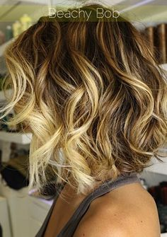 I really want to go blonde but this might be the look for me. Blonde framing the face and highlights throughout.