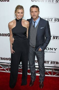 Celeb styles at the Country Strong premiere