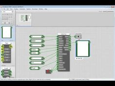 Arduino Graphical Programming with FlowStone - LED Blink - YouTube
