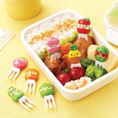 Cute Fruit Food Picks / Forks - Trendy Lil Treats