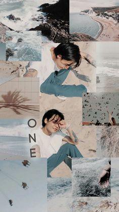 Bts Wallpaper, Wallpaper Backgrounds, Jaewon One, First Rapper, Yg Artist, Kpop Rappers, Daddy Tattoos, Jung Jaewon, Grunge Boy