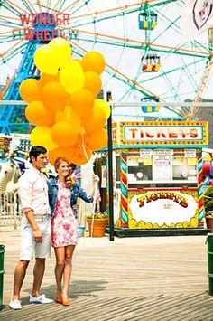 Coney Island, NY ~ ruffledblog.com