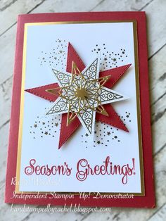 Handstamped by Rachel: Heart of Christmas - Week 10 diy projects homemade christmas Christmas Cards Drawing, Christmas Card Crafts, Homemade Christmas Cards, Christmas Cards To Make, Christmas Greeting Cards, Christmas Greetings, Homemade Cards, Holiday Cards, Xmas Cards Handmade