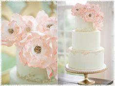 Beautiful, elegant cake