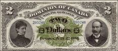 The Online Canadian Paper Money Museum Canadian Dollar, Canadian Coins, 2 Dollar Bill, Coin Dealers, Two Dollars, Foreign Coins, Canada 150, Old Money, Saving For Retirement