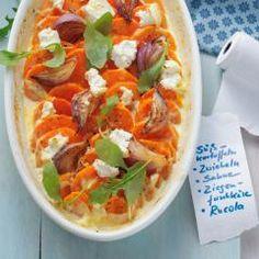 Gratin aus Süßkartoffeln und 87.000 weitere Rezepte entdecken auf DasKochrezept.de