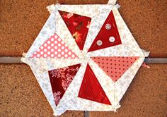 Lily's Quilts: Hexalong - a couple more ideas