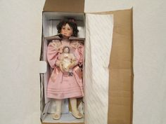 For Sale Now at Our Ebay Store for Only $69.99!  MARY ELIZABETH  HER JUMEAU DOLL~PAMELA PHILLIPS~YESTERDAY'S DREAMS~COA NIB NRFV