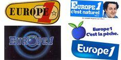 ÉVÉNEMENTS - ARCHIVES - A l'occasion des 60 ans d'Europe 1, (re)découvrez les logos et les slogans les plus emblématiques de la station.