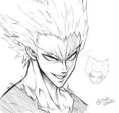 One Punch Man Manga, One Punch Man Funny, Saitama One Punch, Anime One, Manga Illustration, Cute Boys, Storytelling, Sketches, Fan Art