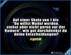 Wenigstens ist sie hübsch ^^' #gntm #gntm2018 #GermanysNextTopmodel #fail #lustig