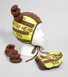 Doody Head GAMING SET  $18...a fun camping game for when kids are in bed and adults are sitting around the fire!?