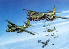 Martin B-26 Marauders