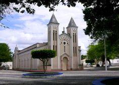Igreja Nossa Senhora da Conceição Cidade Arauá Church Our Lady of Conception Arauá City Our Lady, Notre Dame, Scenery, Building, Interior, Beautiful, Temples, Paths, City