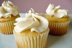 Magnolia Bakery Vanilla Cupcake