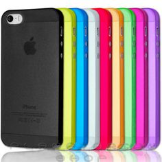 FUNDA-ULTRA-FINA-THIN-SLIM-FLEXIBLE-IPHONE-5-5G-COLORES-gran-calidad