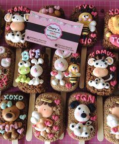 Chocolate Peanut Butter Cupcakes, Chocolate Ganache Cake, Chocolate Muffins, Cookie Pops, Party Food Platters, Pancake Art, Valentine Cake, Meringue Cookies, Peanut Butter Cookie Recipe
