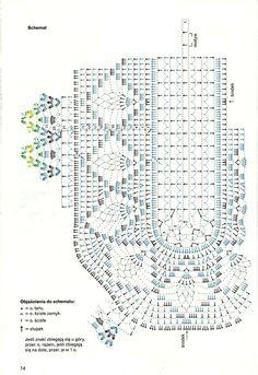 "Photo from album ""Sabrina Robotki on Yandex. Crochet Table Runner Pattern, Crochet Snowflake Pattern, Crochet Doily Diagram, Crochet Tablecloth, Crochet Chart, Thread Crochet, Crochet Patterns Amigurumi, Filet Crochet, Crochet Motif"