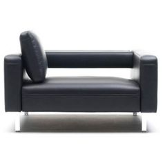 Armchair DS 370 designed by Cuno Frommherz for De Sede _