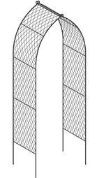 Garden arches – metal garden arches in wirework Garden Arches, Wire Work, Outdoor Projects, Permaculture, Backyard, Outdoor Structures, Exterior, Indoor, Walkway