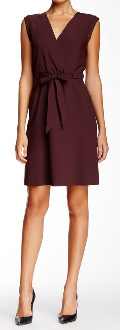A great functional dress for fall bridesmaids that can actually be worn again! Sponsored by Nordstrom rack