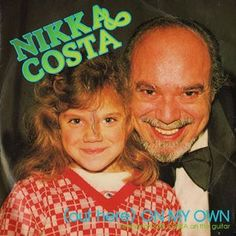 Nikka Costa - (Out Here) On My Own   He looks like a child molester
