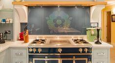 Custom Design Kitchen Splashbacks