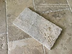 Aged French Limestone Napoléon has a Rich, Vintage Surface Texture and Perfect Wheat, Walnut and Olive Hues