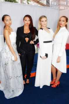 Little Mix at the Glamour Awards 03.06.14