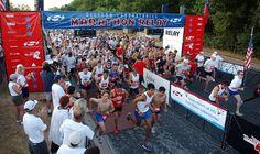 Marathon Relay to benefit Livestrong