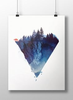 Double Exposure tattoo inspiration - do this with ship and waves