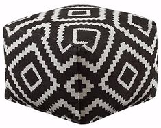 """The woven pattern of this geometric pouf is pieced together like a jigsaw puzzle. A total Zen-like complement to the look and feel of your decor. Back Pain Relief PLR Bundle - DS Yoga Pack You'll get 15 Blog Posts, 10 Report Images, an editable eCover,  Royalty Free Images, 11 page report """"5... more details available at https://furniture.bestselleroutlets.com/accent-furniture/poufs/product-review-for-ashley-furniture-signature-design-geometric-pouf-handmade-imported-tradition"""