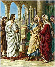 Daily Reading for Saturday, March 2016 - Bible - Catholic Online Jesus Cleanses The Temple, Jesus In The Temple, Jeremiah 11, St Albert The Great, Prophet Isaiah, Catholic Online, Total Image, Jesus Christ Images, Bible Illustrations