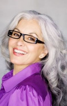I want to feel Gorgeous even when i get old with gray hair ..imma still rock it!