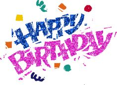 More than 500 original birthday messages, birthday wishes, and a free birthday song with your name - include them in your birthday cards and birthday ecards. Happy Birthday Text Message, Happy Birthday Gif Images, Free Happy Birthday Cards, Happy Birthday Girls, Happy Birthday Greetings, Birthday Pictures, Birthday Gifs, Birthday Cakes, Animated Birthday Cards