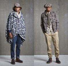 wisdom Apparel Taiwan 2013-2014 Fall Winter Mens Lookbook Collection - Mt. GENTLEMAN Collection Rugged Outdoorsman Urban Streetwear Fashion: Designer Denim Jeans Fashion: Season Collections, Runways, Lookbooks and Linesheets