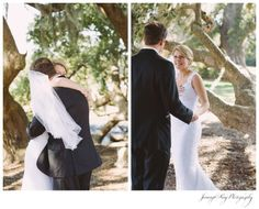 Jennings King Photography | Boone Hall Wedding | The Inn at I'on | The Cotton Dock | Sara & Kinnison | First Look | Bride & Groom First look