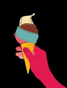PAUL GARLAND Bart Simpson, Garland, Illustration, Character, Art Background, Illustrations, Garlands, Lettering, Flower Crowns
