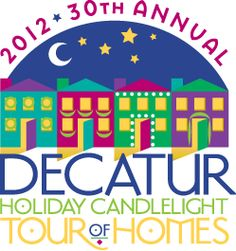 Don't miss the 30th Annual Tour of Homes in Decatur, GA.      http://decaturtourofhomes.com/