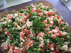 Tabouli thanks to Food.com