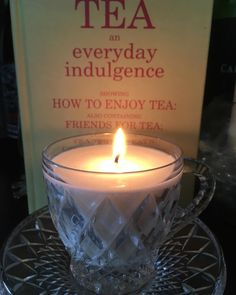 Just a picture I found whilst looking through my photos.  I need a cup. . . . #booknerd #books #booksarelife #booksaremagic #bookstagram #bookstagramcommunity #bookstagrammer #bookworm #read #reader #reading #lovetoread #tea #candle