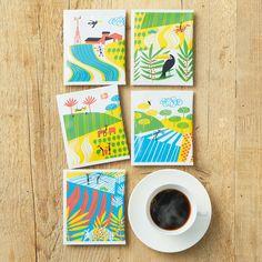 LOHACO - 【ドリップコーヒー】関西アライドコーヒーロースターズ ダラゴア農園ブレンド 1箱(100袋入)