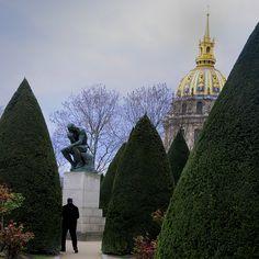 Rodin. Make it a dou